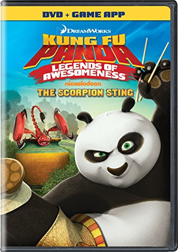 Kung Fu Panda: Legends of Awesomeness - The Scorpion Sting (Kung Fu Panda Legends Of Awesomeness 3)