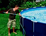 Vacuum Cleaner Swimming Pool Cleaning Maintenance Kit With Vacuum Skimmer & Pole Safe And Clean Outdoor Cleaners Cleaning Tools Complete - Skroutz
