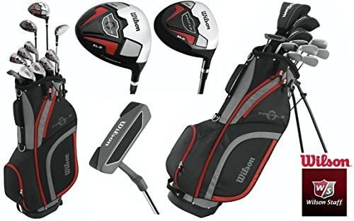 Wilson Profile XLS Mens +1 - Set de golf completo para ...
