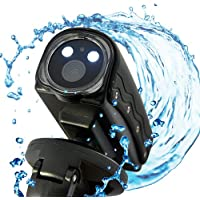 Mini HD Sports Camera (1080p, 30 Meter Waterproof, LED + Laser Light, HDMI) Small Digital Movie Video
