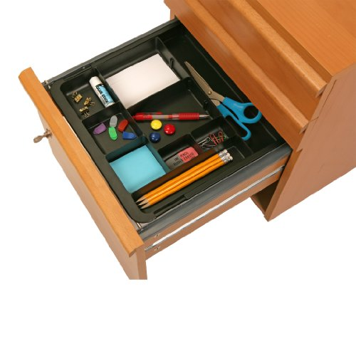 Officemate OIC Recycled Expandable Drawer Tray, 10