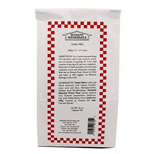 Bethany Housewares Potato Lefse Mix (6 Pk)