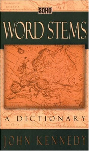 Word Stems: A Dictionary - Soho Stores List Of