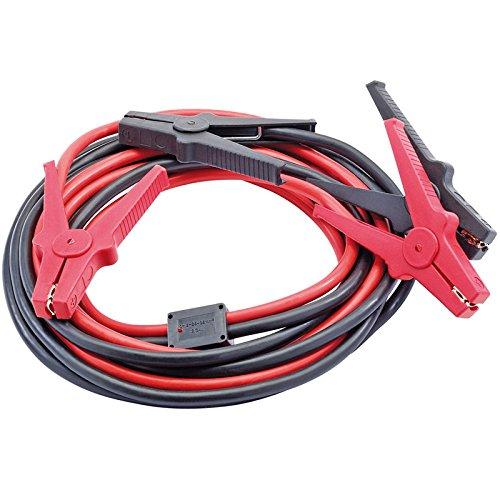 Noir//Rouge Draper C/âbles de d/émarrage pour Batterie /à Usage intensif de 5/m prot/ég/és Contre Les surintensit/és 23264