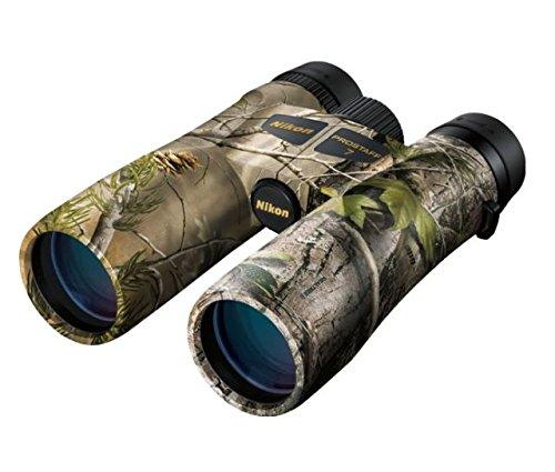 Nikon 16004 PROSTAFF 7S 10x42 Inches All-Terrain Binocular (Green) by Nikon