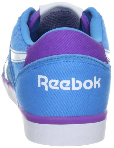 Reebok  HAZELBORO LO, basket femme Bleu - Blau (CALI BLUE/WHT/MAJOR)