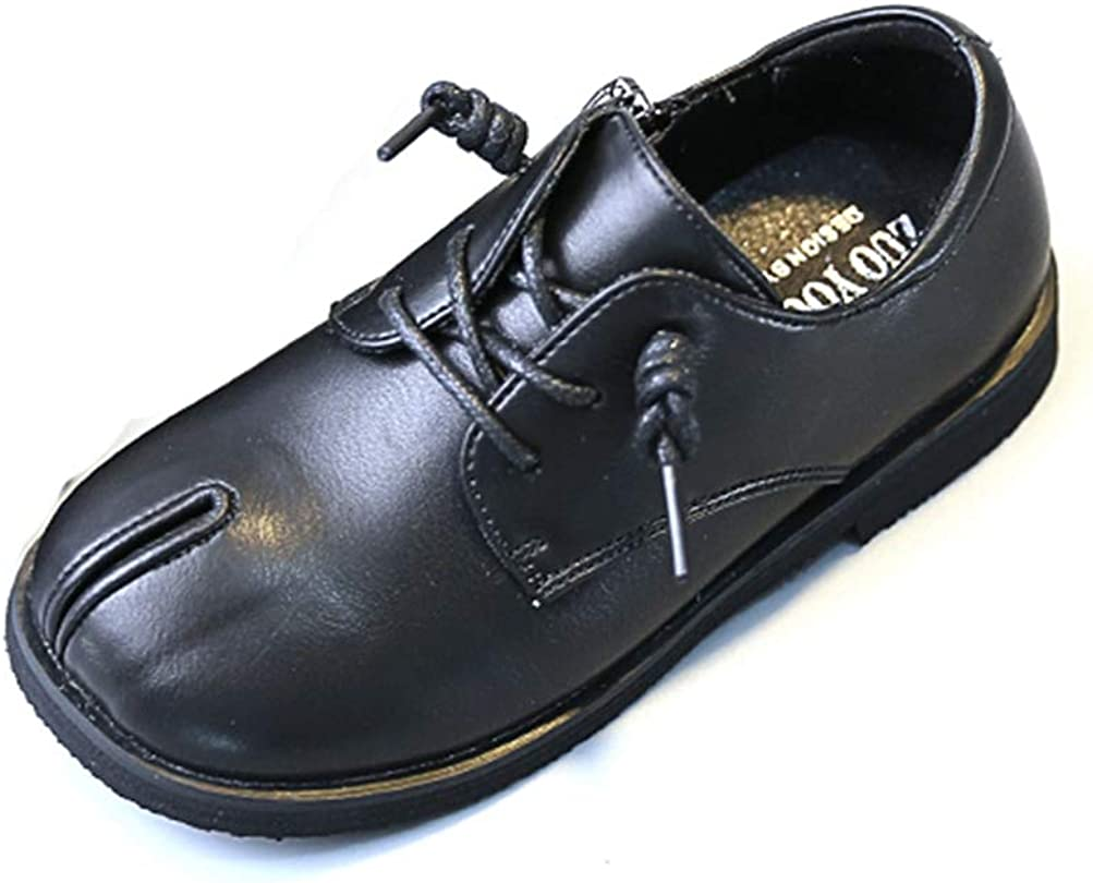 ANYUNIS Kids School Uniform Dress Shoe
