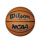 Wilson NCAA Street Shot Basketball (Youth/27.5-Inch)