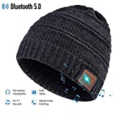 Bluetooth Beanie, Gifts for Men and Women, Fashion...