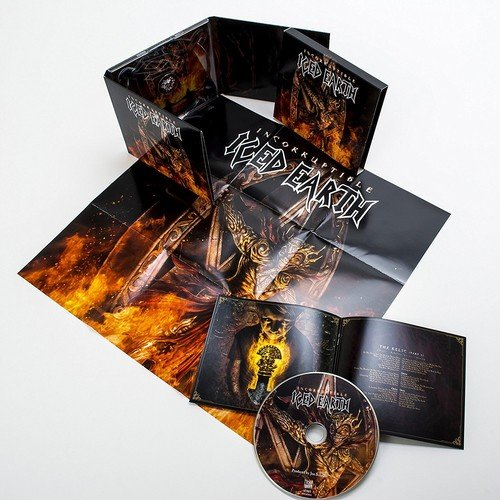 CD : Iced Earth - Incorruptible: Limited Edition (Limited Edition, Germany - Import, 2 Disc)