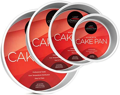 Last Confection 4 Piece Round Cake product image