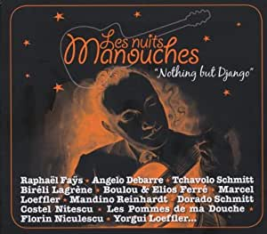 LES NUITS MANOUCHES:NOTHING