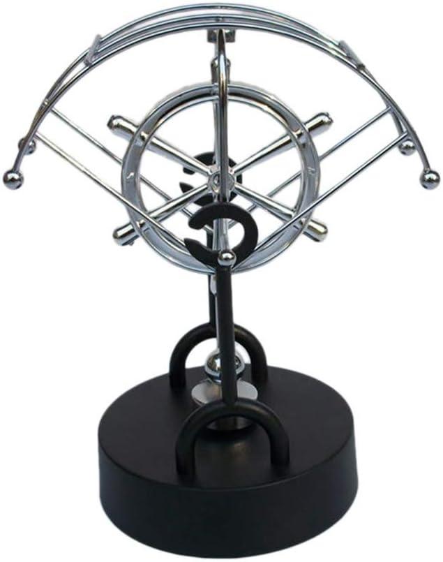#2 HarmonyHappy Newton-Wiege Kugelspiel Kugelsto/ßpendel Kugelpendel Pendel Deko Newtonpendel