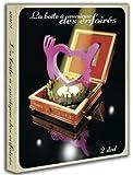 La boîte à musique des Enfoirés (Coffret 2 DVD) [Import italien]