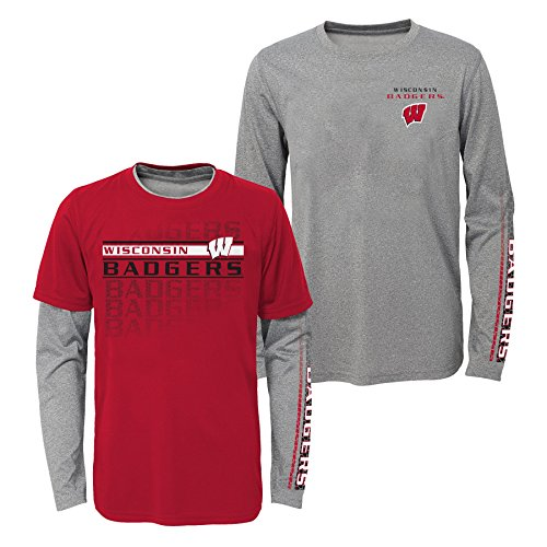 NCAA Wisconsin Badgers Youth Boys