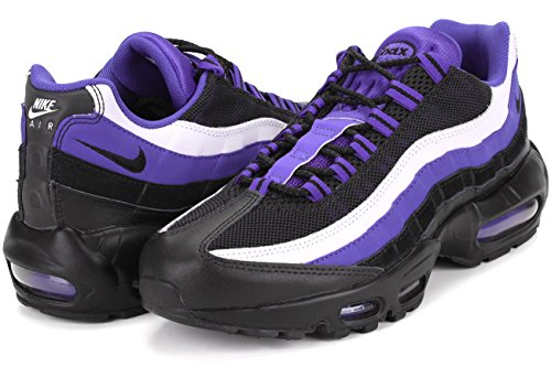 footlocker finishline cheap price NIKE Air Max 95 PRM Running Shoes Persian Violet Black White 749766 501 Blue release dates really cheap online v3yNglvu