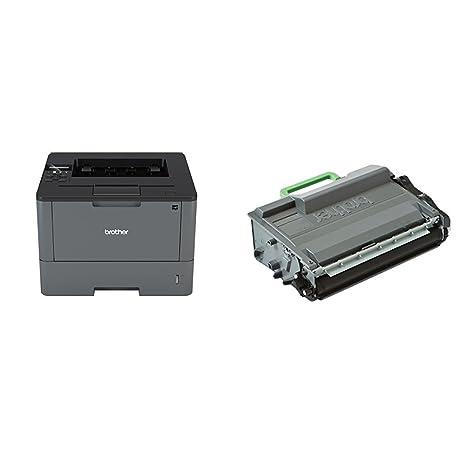 Brother HL-L5100DN - Impresora láser profesional monocromo (250 ...
