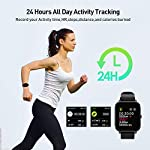 Smart Watch, Fitness Tracker with IP67 Waterproof, Heart Rate Monitor, Sleep Monitor, Smart Band, Step Counter,1.4 Inch… 7