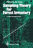 img - for Sampling Theory for Forest Inventory: A Teach-Yourself Course by Vries, Pieter G.de (1986) Paperback book / textbook / text book