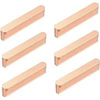 Qrity 10 stuks kastdeurgrepen van aluminiumlegering kast trekken meubels lade trekken knoppen boorgatafstand 128 mm…