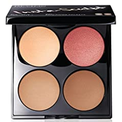 Revlon Photo ready Insta-Sculpt, Contouring Palette makes contouring simple! An easy-to-use palette to instantly sculpt and define features for a flawless, transformed look! Expertly emphasize your best features with our fool-proof four-step ...