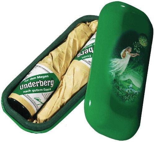 Underberg Natural Herbal Digestive - Twin Tin by Underberg