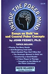 Inside the Poker Mind: Essays on Hold 'em and General Poker Concepts Paperback