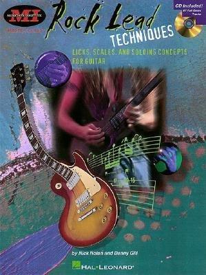 [(Musicians Institute: Rock Lead Techniques )] [Author: Danny Gill] [Jun-1998]