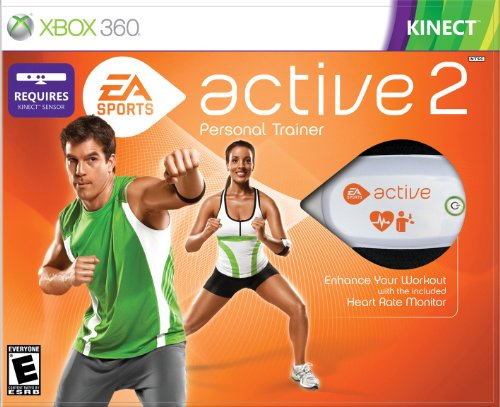EA Sports Active 2 - Xbox 360 (Best Family Kinect Games)