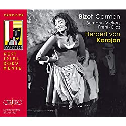 Bizet: Carmen (Salzburg, 1967)