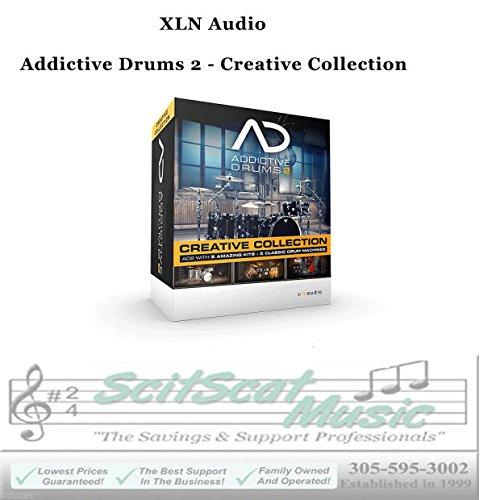 Amazon com: XLN Audio Addictive Drums: Software