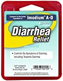 Diarrhea Relief Pills Compared to Imodium Medicine | 6 PK (2 Caplets/Sleeve) Manage Symptoms, Treatment for Bloating, Gas, Loose Stool