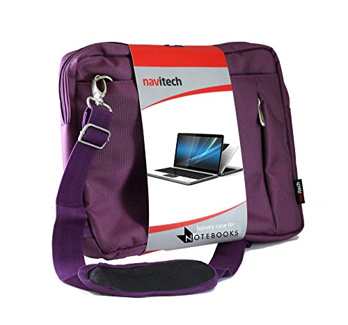 Navitech Purple Laptop / Notebook / Ultrabook Case / Bag ...