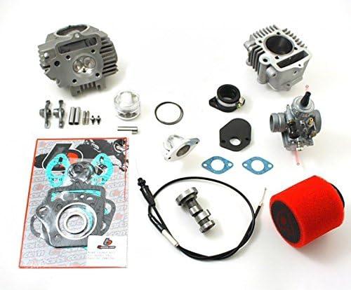 1993-2006 Honda Fourtrax TRX 90  Custom Performance Carburetor Stage 1-3 Jet Kit