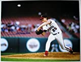 Jim Abbott Auto Signed 11x14 Photo Picture Los Angeles Angels (A) Autograph