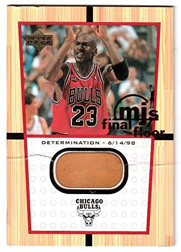 1999-00 Upper Deck Basketball Michael Jordan MJ's Final Floor Card # FF3 READ!!! (1999 Michael Jordan Upper Deck)