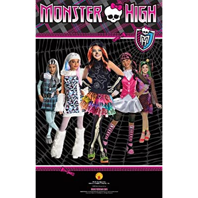 Monster High Clawdeen Wolf Costume - One Color - Medium: Toys & Games