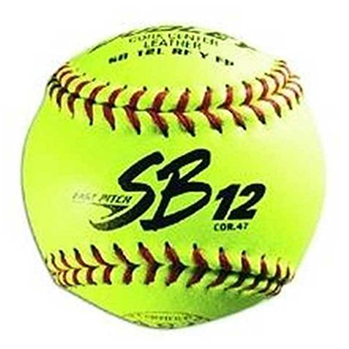 Dudley Asa Sb12l Fastpitch Softballs 12 Ball Pack by Dudley