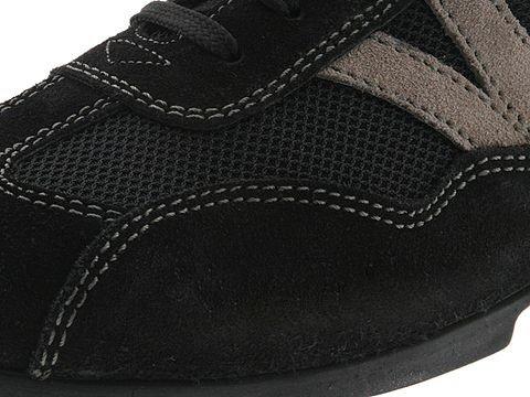 Footprints Women's Darlington Oxfords,Black Suede Leather/Textile,36 N EU