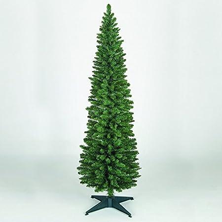 4ft Slim Pencil Pine Artificial Christmas Tree - 4ft Slim Pencil Pine Artificial Christmas Tree: Amazon.co.uk