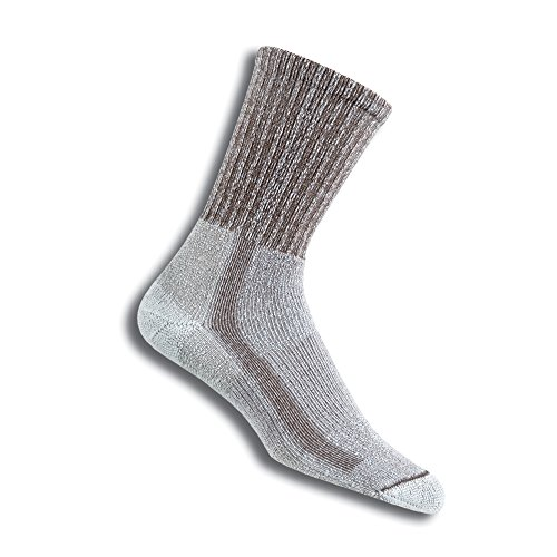 Thorlos Light Hiker Crew Sock Walnut