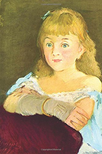 """Read Online """"Portrait of Lina Campineanu"""" by Edouard Manet - 1878: Journal (Blank / Lined) (Art of Life Journals) pdf epub"""