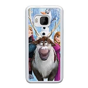 Well Design HTC One M9 phone case - design withFrozen pattern