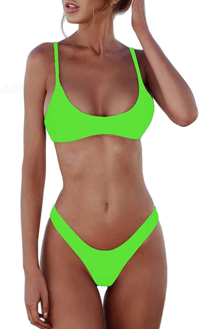 Amazon.com: Sherrydc Bikini de tanga brasileña, apretada ...