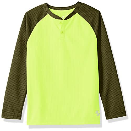 wholesale The Children's Place Big Boys' Long Sleeve Knit Henley get discount