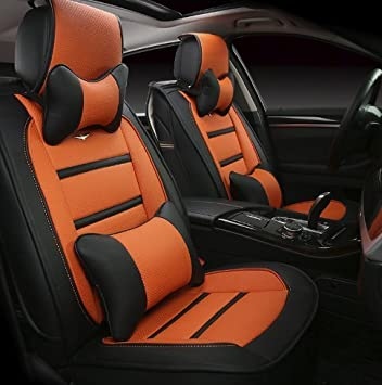 Stupendous Frontline 3D Car Seat Cover For Volkswagen Ameo Ocoug Best Dining Table And Chair Ideas Images Ocougorg