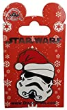 #1: Disney Pin - Star Wars - Stormtrooper in Santa Hat