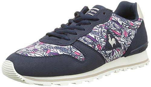 Le Coq Sportif Damen Sigma Feathers Sneaker Blau (Dress BlueDress Blue)