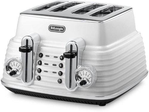 DeLonghi CTZ Tostadora W color blanco