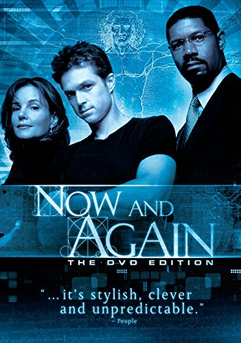 DVD : Now and Again: The DVD Edition (Boxed Set, Full Frame, , 5 Disc, Sensormatic)